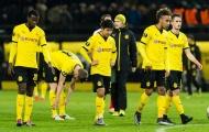 Dàn sao Dortmund ôm đầu thất vọng sau trận thua PAOK
