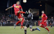 Hòa không bàn thắng, Liverpool gây thất vọng tại Europa League