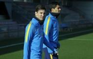 Messi có dấu hiệu quá tải trước trận gặp Deportivo