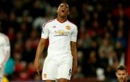 Martial biết tiếc nuối, Van Gaal vẫn bất động trong trận thua Bournemouth