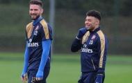 Giroud sẵn sàng, Arsenal nhắm đến ngôi đầu bảng