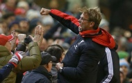 Liverpool hòa West Brom, Jurgen Klopp sướng 'điên dại'