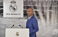 Zinedine Zidane lĩnh ấn, Real khép lại trang sử buồn với Benitez