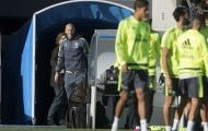 6000 CĐV Real đến xem buổi tập ra mắt của HLV Zidane