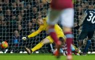 Thấy gì sau trận hòa kịch tính của Man City trước West Ham?