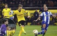 Video: Dortmund 2-0 Porto (Lượt đi vòng 1/16 Europa League)
