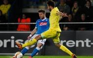 Video: Villarreal 1-0 Napoli (Lượt đi vòng 1/16 Europa League)