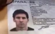 Trắng án cho cảnh sát đăng ảnh passport của Messi