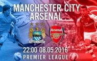 Lịch trực tiếp bóng đá trên truyền hình: Từ 06/05 đến 10/05