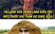 Ảnh chế: Fellaini làm đại diện hình ảnh cho Việt Nam; 'À Lộn Số', 'Rút Van Hết Hơi Xe'… và chuyện đọc tên cầu thủ