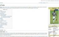 Pogba trở thành cầu thủ của Real trên Wikipedia
