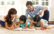 Ông bố hai con Bình Minh cô đơn xem EURO 2016 ở nhà