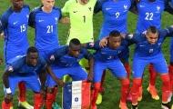 Đội hình tối ưu 11 cầu thủ da màu và da đen của Pháp