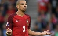 Trụ cột Pepe kịp để lại dấu ấn sau trận chung kết