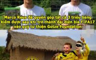 Ảnh chế: Zizou nằm viện vì vạ mồm; Reus vung tiền thành 'soái ca trong mộng' của Goetze