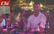 'Ronaldo mời tôi ăn tối, không mời lên giường'