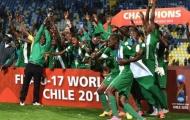 Nigeria gây sốc với 26 cầu thủ U17 gian lận tuổi