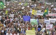 Có thể xảy ra biểu tình ở Brazil trong ngày khai mạc Olympic