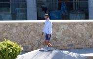 Xa MU, Ryan Giggs sầu đời bỏ dở kỳ nghỉ