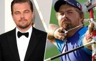 'Bản sao' Leonardo DiCaprio tại Olympic Rio 2016