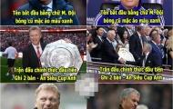 Ảnh chế: Bale coi thường trình gánh team của Neymar; Mourinho 'rầu thúi ruột' vì MU đoạt siêu cúp Anh