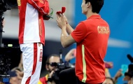 Màn cầu hôn lãng mạn như ngôn tình ở Olympic Rio