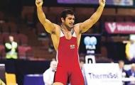 Đô vật Ấn Độ Narsingh Yadav bị loại khỏi Olympic vì sử dụng doping