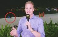 Choáng: Cặp đôi đang làm tình xuất hiện trên sóng truyền hình trực tiếp