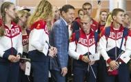 Đoàn thể thao Nga dính sự cố dở khóc dở dười ở Rio