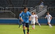 Tuấn Anh lần đầu đá chính, Yokohama 'hủy diệt' đối thủ