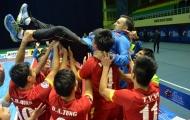 Futsal Việt Nam và chiến thắng lịch sử: Phép màu của Bruno Garcia