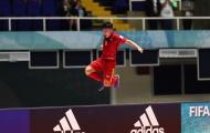 Minh Trí: Hat-trick vào lưới Guatemala tại World Cup không hề may mắn