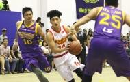 Saigon Heat thua kém thuyết phục 73-92 trước HCMC Wings