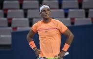 Điểm tin thể thao 13/10: Nadal bị loại sốc ngay trận ra quân Shanghai Masters; Djokovic chán nản nhận thua Federer