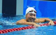 Ánh Viên thi chung kết 200 m hỗn hợp FINA World Cup