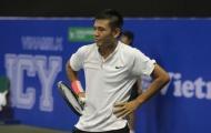 Điểm tin thể thao 25/10: Lý Hoàng Nam thụt lùi trên BXH ATP, Kình ngư Việt kiều 'gây bão' giải VĐQG 2016