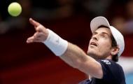 Điểm tin thể thao 31/10: Murray đe dọa ngôi vương của Djokovic; HCM Wings bất ngờ 'gãy cánh' trước HN Buffaloes