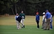 2 người giả mạo golf thủ, liều lĩnh sang Triều Tiên thi đấu
