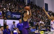 3 điểm thần thánh giúp HCMC Wings đánh bại Hanoi Buffaloes