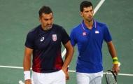 Djokovic chiêu mộ đồng đội làm HLV