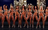 Dàn vũ công Miami Heat làm nóng nhà thi đấu American Airlines Arena