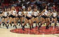 Rạo rực với các vũ công Miami Heat