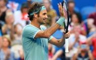 Federer rơi vào nhánh đấu khó ở Australian Open