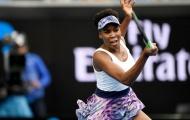 Vào bán kết Úc mở rộng, Venus xô đổ kỉ lục 23 năm