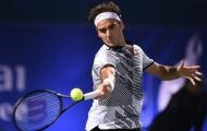 Federer thua đau đớn tay vợt Nga hạng 116 thế giới