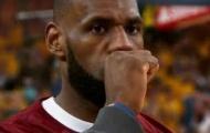 Game 1 NBA Final trên nền nhạc Battle Symphony của Linkin Park