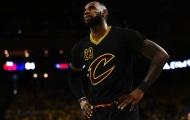 Cavaliers thua nhưng LeBron James vẫn có kỷ lục