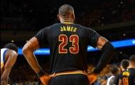 Màn trình diễn giúp LeBron James lần nữa đi vào lịch sử NBA