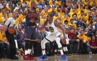Kevin Durant và LeBron James đối đầu thế nào trong game 2 NBA Final 2017