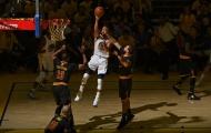 Stephen Curry và triple-double đầu tiên trong sự nghiệp ở NBA Final